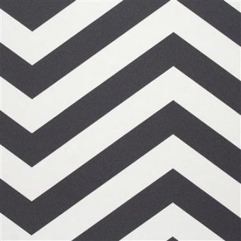 black and white chevron stripe wallpaper by walls republic