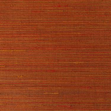 Duo Jute Red & Yellow Grasscloth R1976