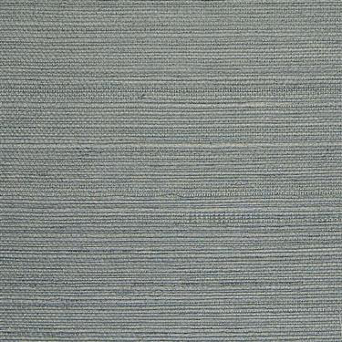 Sisal Blue-Grey Grasscloth R1991