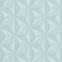 Powder Blue Delusional Geometries R2922
