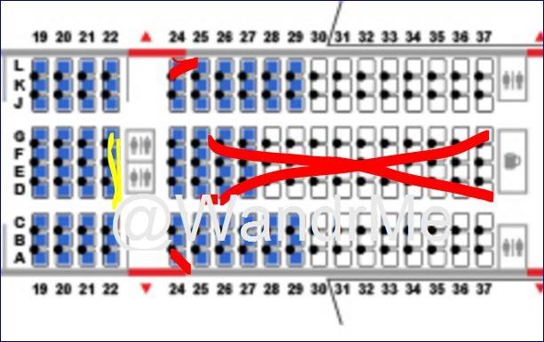 Where to sit on United\u0027s new Polaris 777-300ER - Wandering Aramean