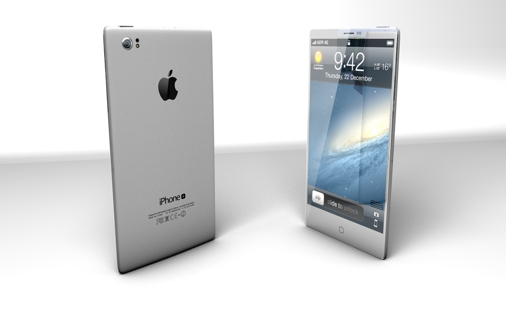"Hermes Designer Apple Iphone 5 ""plus"" Concept 