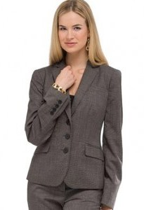 Timeless Classic Suit by Anne Klein