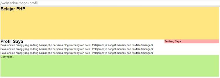 Belajar PHP blog.waroengweb.co.id
