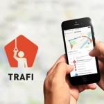 TRAFI – Solusi Bagi Pengguna Transportasi Umum