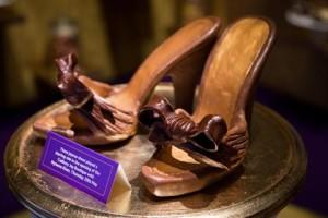 Cadbury shoe
