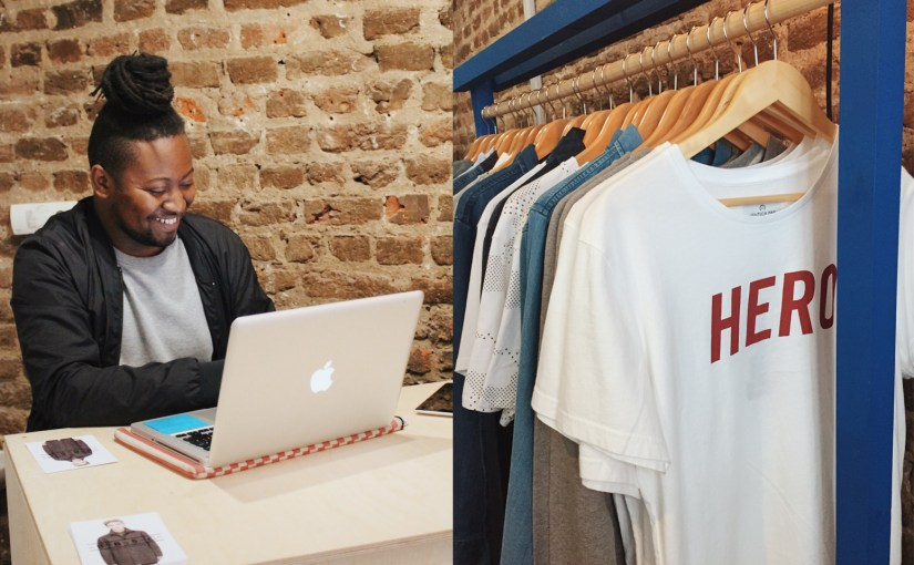 BBSC – a curated home for British menswear design