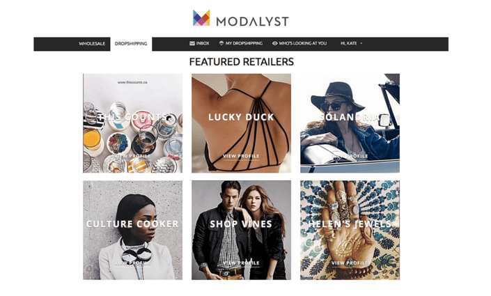 WAPU teams up with Modalyst to bring you dropshipping magic