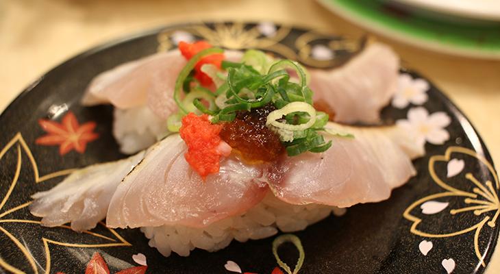 【淡路島の人気の回転寿司|金太郎】コスパ最強!地元に愛される回転寿司屋。地魚のメニューもあり