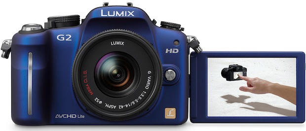 PANASONIC LUMIX DMC-G2