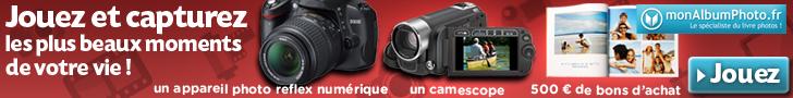 Appareil photo - caméscope