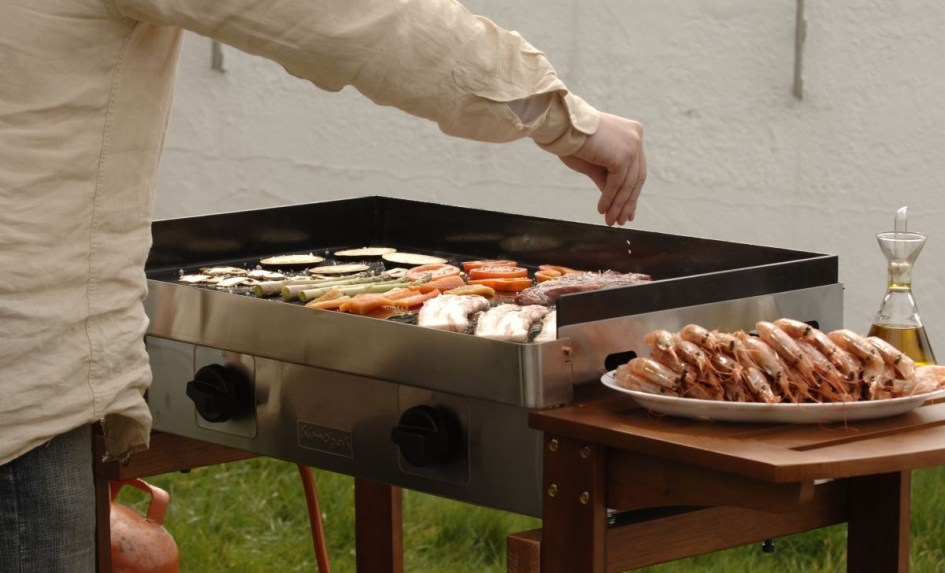 Barbecue - Plancha