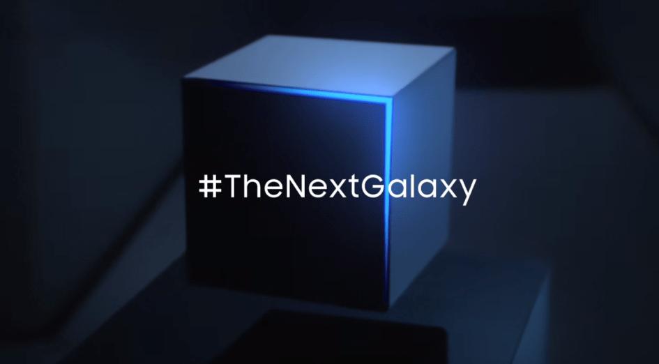 Nouveauté Samsung
