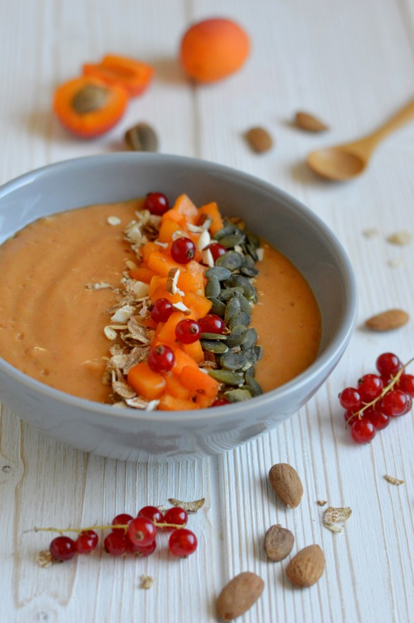 Smoothie bowl Abricots - Amande