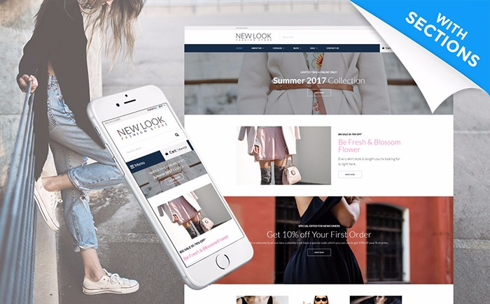 Top 7 Fashion  Beauty Shopify themes