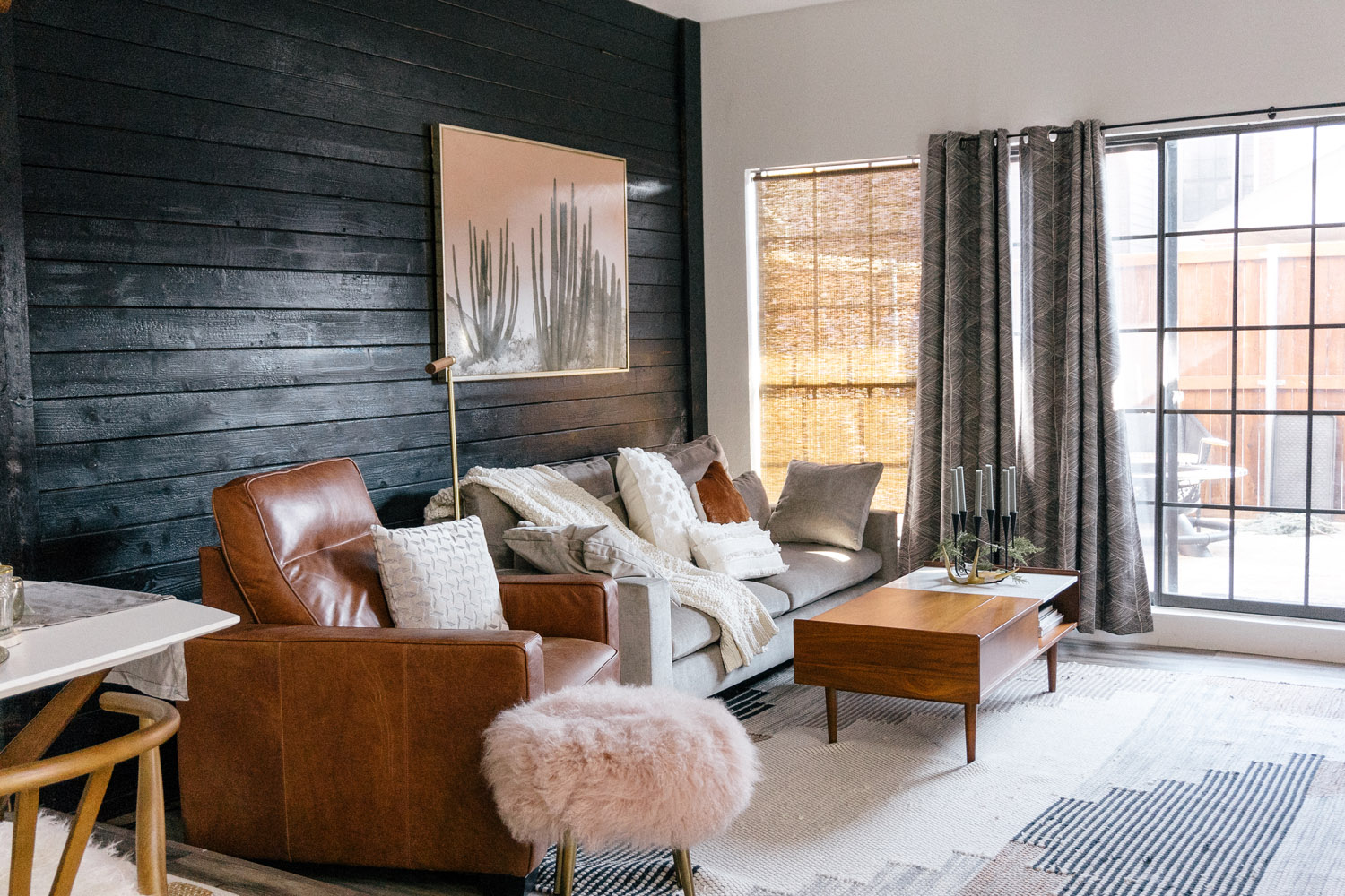 The Blank Slate Reno Condo Gets A Festive Design Crew