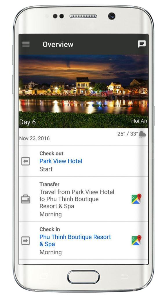 Serve up key itinerary details with TravelKey \u2013 Wetu Blog