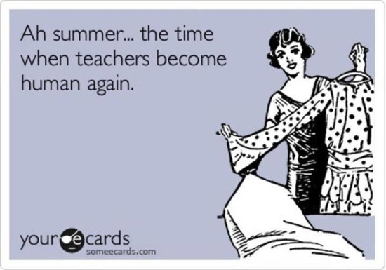 12 Painfully True End-of-School-Year Teacher Memes