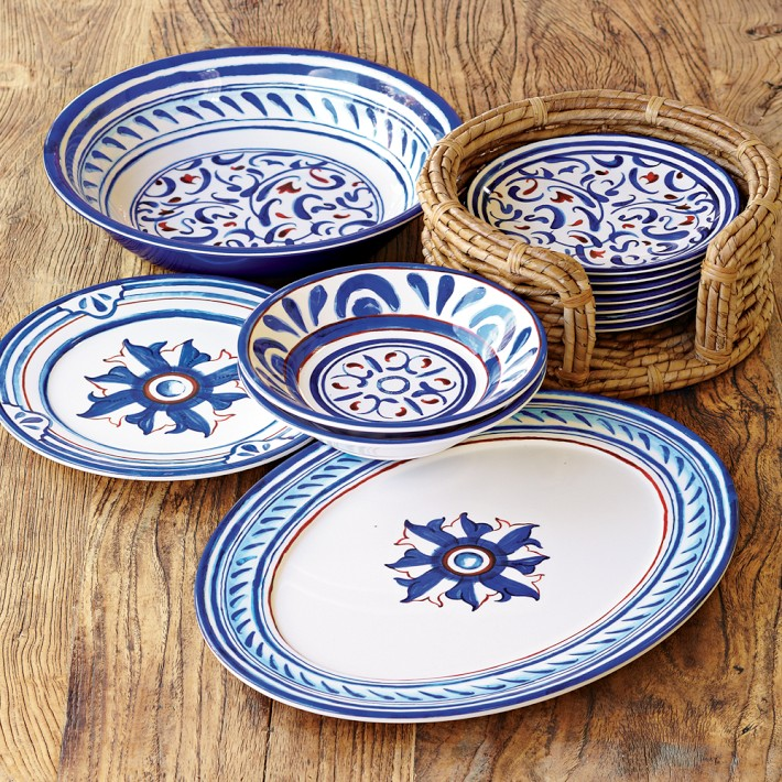 All About Our Melamine Dinnerware