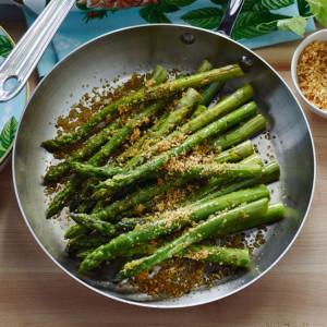 Pan-Roasted Asparagus