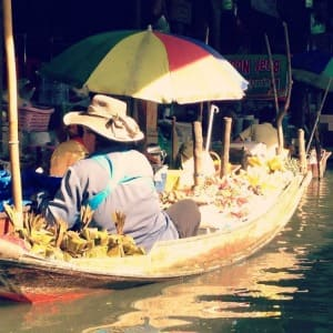 Travel Asia: Floating Market Guide