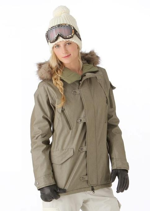 Check out our favorite snowboard clothes women want from Burton, Volcom,  DC, and more. - Women's Snowboard Clothes: Get Ahead For Next Snowboarding
