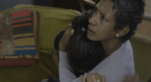 Sonia, a fictional undocumented immigrant, comforts her assaulted daughter and contemplates their choices.