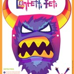 Free Halloween Masks PLUS Win Your Own Papertoy Monster!