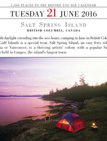#TravelTuesday - Salt Spring Island, British Columbia, Canada