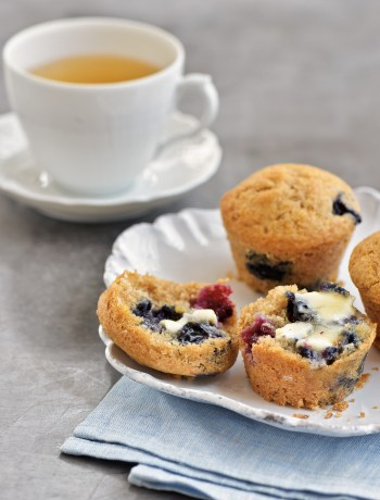 Highbush Blueberry Muffins