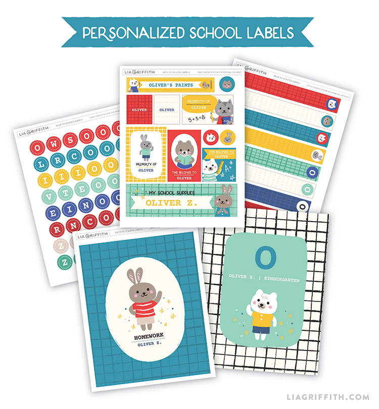 Free printable labels \ templates, label design @WorldLabel blog - ingredient label template