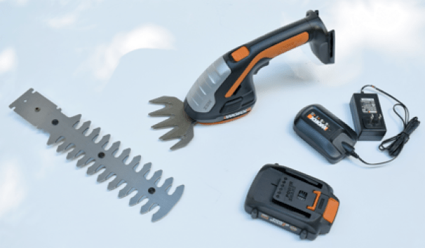 WORX Garden Shear Shrubber - Accessories