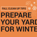 Prepare Your Yard for Winter