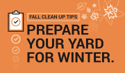 "Fall Clean Up ""Don't Forgets"" Before the First Snowfall Hits"