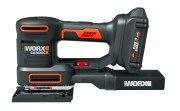 WORX Sandeck: A Multi-Purpose Power Sander