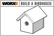 Kid Friendly Project #1 - Build a Birdhouse