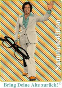 Mit Knig und Kult-Postkarte  Optiker wollen die Alten ...