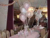 Sweet Fifteen Party Balloons Decorations! | YaSabe.com Blog