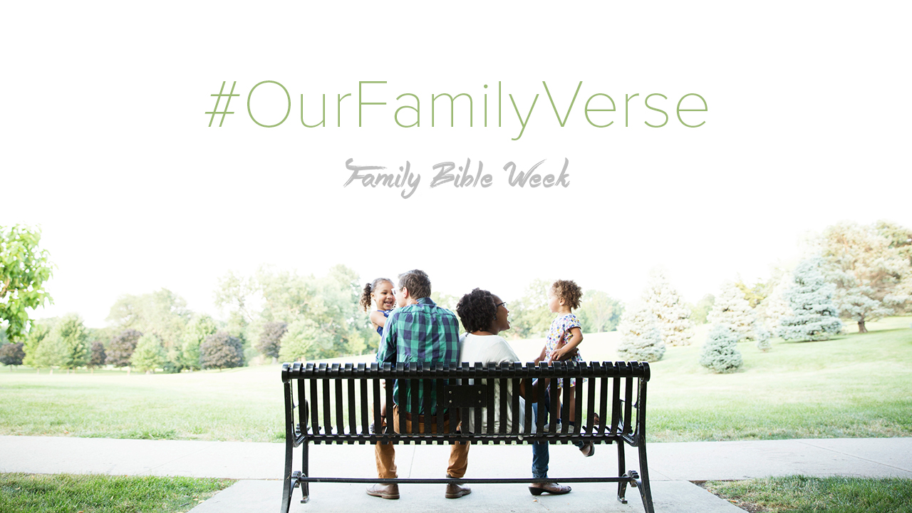 Fullsize Of Bible Verse About Family