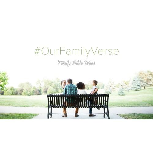 Medium Crop Of Bible Verse About Family