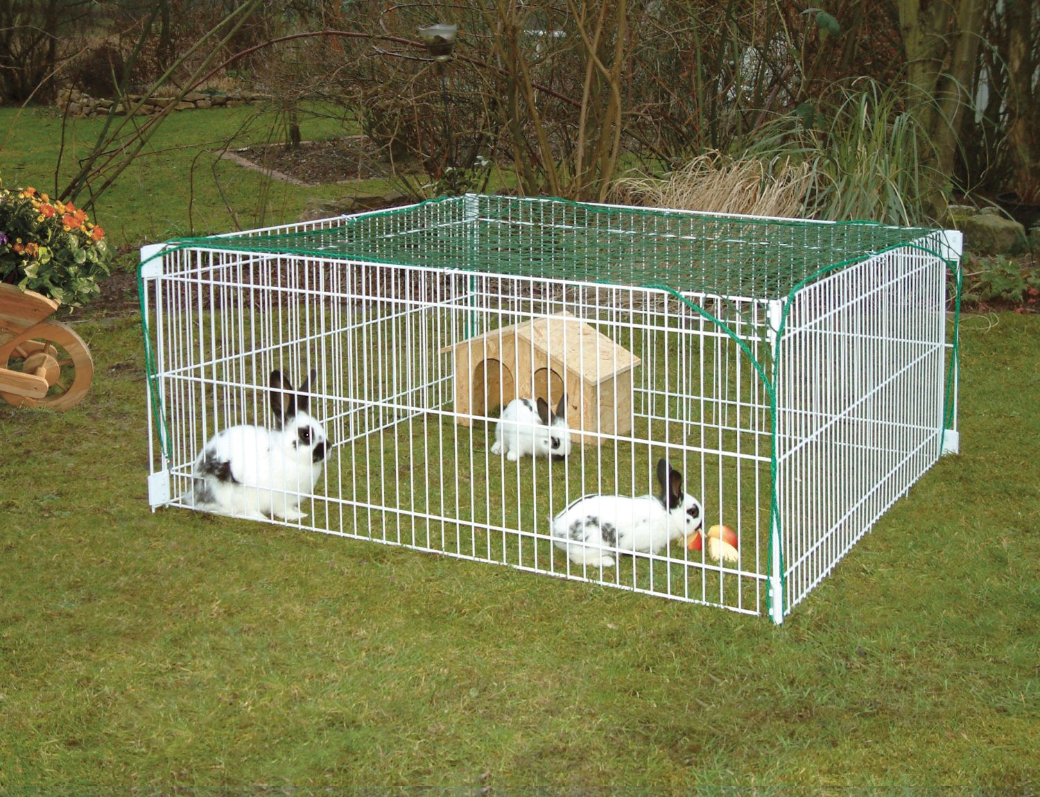 Cage A Lapin Exterieur Cage Lapin Pas Cher