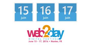 Nos experts seront au Web2day