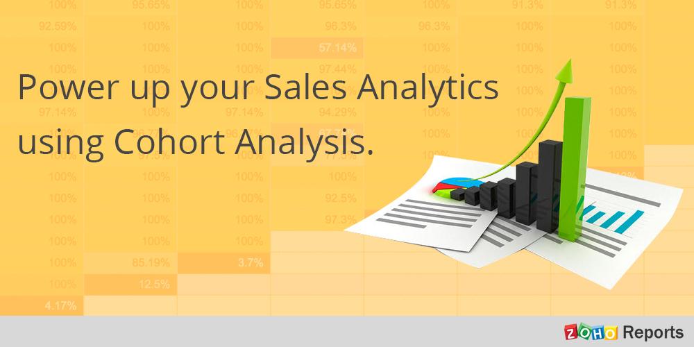 Power up your Sales Analytics using Cohort Analysis « Zoho Blog - sales analysis