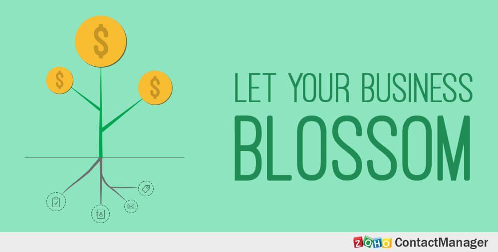 How Zoho ContactManager helps small businesses grow - Zoho Blogs