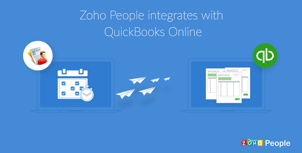 Sync time logs to generate payroll and invoices easily - Zoho Blog