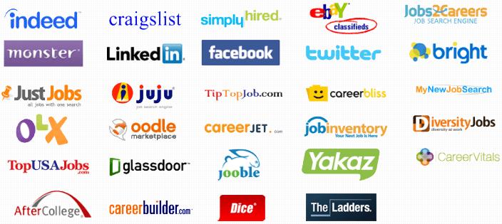 Job Websites List - rockcup.tk