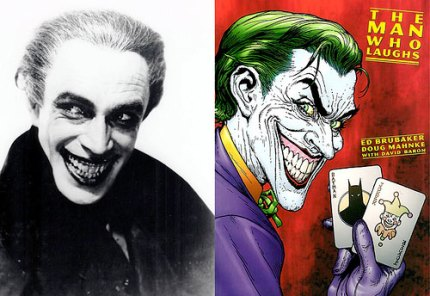 Conrad Veidt, The Joker