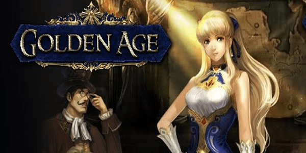 MMORPG Golden Age Logo