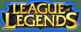 MMO League of Legends Logo
