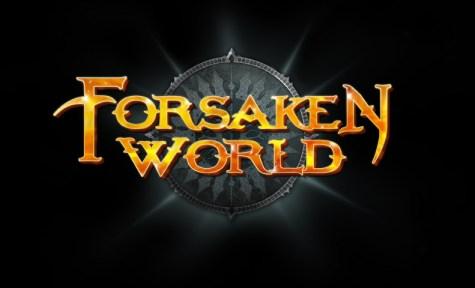 MMORPG Forsaken World Logo